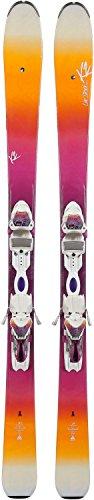 K2 Skis Damen Ski Set Luv Struck 80 Inklusive Bindung Er3 10 TC, 1050403.241.1.170