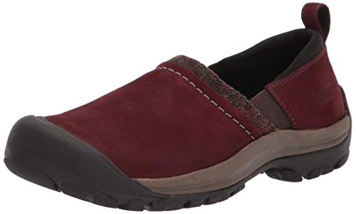 KEEN womens Kaci 2 Winter Slip on Clog Hiking Shoe, Andorra/Canteen, 10.5 US