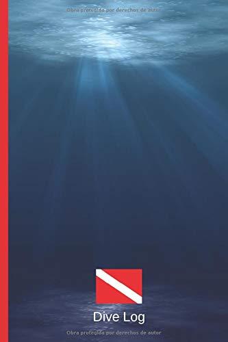 LIBRO DE INMERSIONES: DIVE LOG | CUADERNO DE REGISTRO DETALLADO PARA BUCEADORES | HASTA 120 INMERSIONES | SUBMARINISMO. BUCEO. Diseño Tiburón.