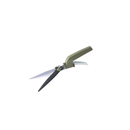 Home 8696000 Cisaille à Gazon, Vert/Gris