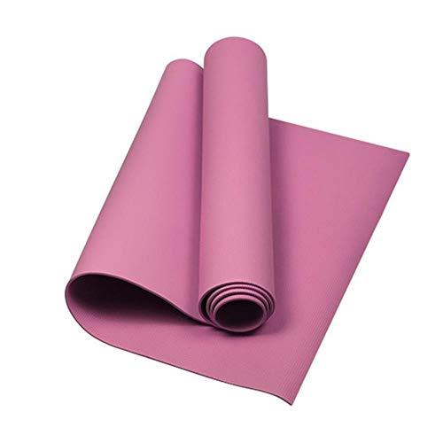 GEGAG Antislip Foam Mat Voor Fitness Pilates Gym Sport Oefenpads Eco-vriendelijke Matras Trainingsmat 173 * 60 * 0.6cm 6mm EVA Yogamatten