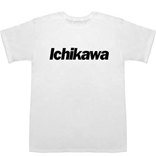 市川 イチカワ Ichikawa Tシャツ ホワイト M【沙耶】【実日子】