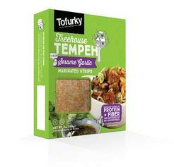Tofurky Sesame Garlic Tempeh 7 oz Pack of 6