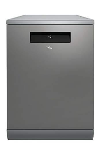 Beko DEN38530XAD lavavajilla Independiente 15 cubiertos A+++ - Lavavajillas (Independiente, Acero inoxidable, Tamaño completo (60 cm), Acero inoxidable, Tocar, Frío)
