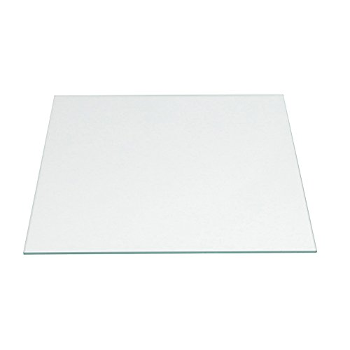 CCTREE Clear Glass Heat Bed 310x310x3mm for 3D Printers