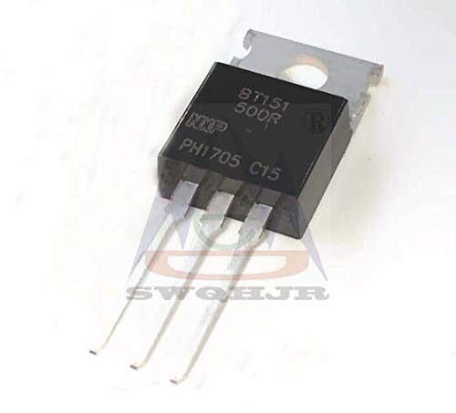 10pcs BT151-500R SCR,Silicon Controlled Rectifier,Thyristors,BT151