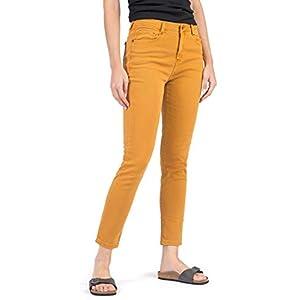Calca Jeans, Taco, Skinny, Feminino