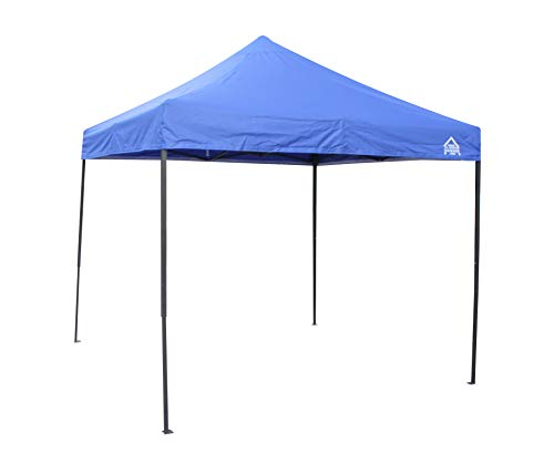 All Seasons Gazebos 2.5 x 2.5m Heavy Duty, Fully Waterproof Pop up Gazebo (Royal Blue)