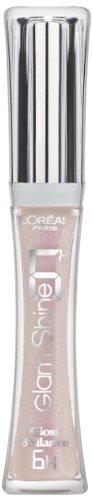 L'Oréal Paris Glam Shine 6H Lipgloss, 004 Immortal Pearl
