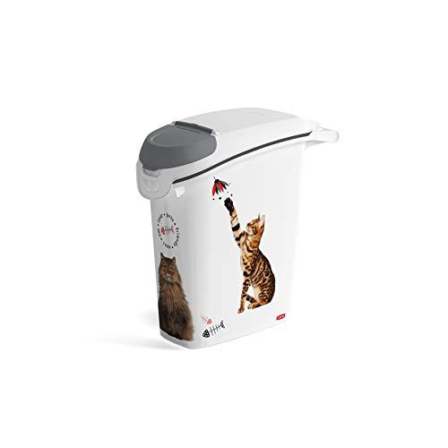 Beeztees Curver Futtercontainer Katze 23 l