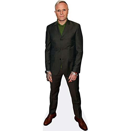 Celebrity Cutouts Keith Flint (Suit) Pappaufsteller lebensgross
