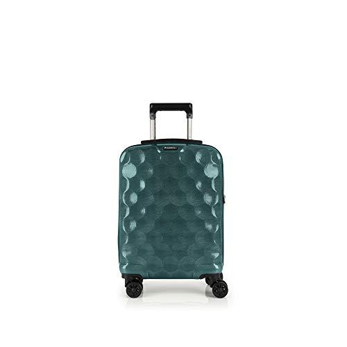 Gabol - Air | Maleta de Cabina Rigidas de 37 x 55 x 20 cm con Capacidad para 33 L de Color Turquesa