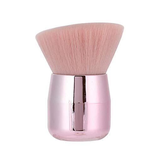 Zwindy Pinceau de Maquillage, Pinceau cosmétique Portable Pinceau en Poudre pour Fard à Joues en Poudre pour Les débutants en Maquillage et Les maquilleurs Professionnels.(#1)