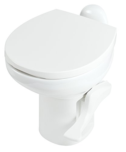 Thetford 42058 Aqua-Magic Style II RV Toilet, White, High Profile
