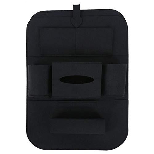 Sac de rangement arrière pour siège de voiture sac suspendu sac de selle siège arrière sac de rangement pour voiture décoration intérieure