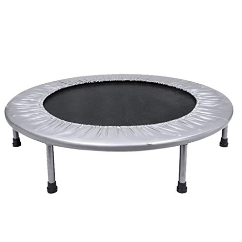 Mini Trampolino Tappeto Elastico per Il Fitness Indoor Adatto per L'Allenamento Sportivo per Adulti O Bambini può Resistere A 150 Kg-40 Pollici