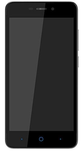 ZTE Blade A452 4G Smartphone (12,7 cm (5 Zoll) Bildschirm, 8 Megapixel Kamera, 8 GB Speicher) Schwarz