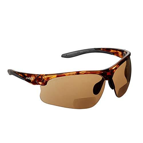 Gafas bifocales de Seguridad para Lectura voltX 'Constructor Ultimate' (Montura Carey, Lentes...