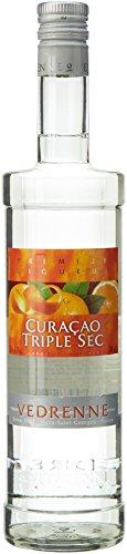 Liqueur curaçao triple sec 35° 70 CL Vedrenne