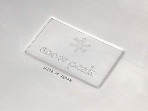 snowpeak(スノーピーク)『焚火台L』