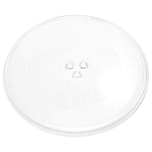 Microwave Glass Turntable Tray/Plate 1B71961F By Primeswift Replacement for Kenmore GE 1B71961B 1B71961H