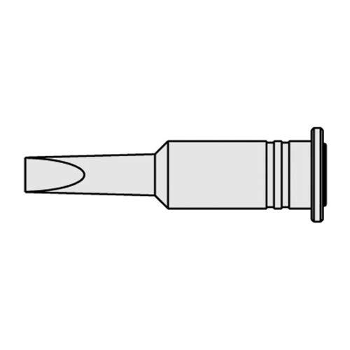 Ersa 0G132VN/SB Lötspitze für Independent 130, Gerade, Vernickelt, Meißelförmig, 4.8mm