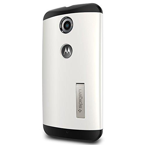 SPIGEN SGP SGP11236 SLIM Armor Nexus 6 Shimmery White