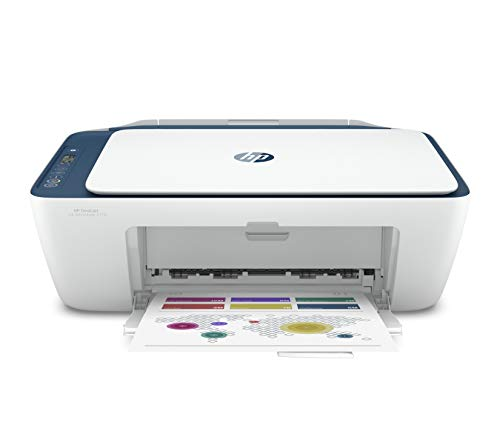 HP Deskjet Ink Efficient 2778 WiFi Colour Printer, Scanner and...