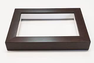 Shadowbox Gallery Wood Frames - Brown, 20 x 24
