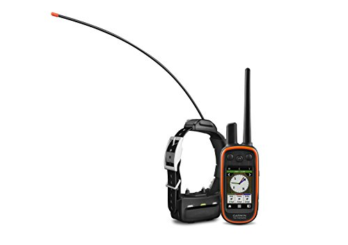 Garmin Alpha 100 Bundle, Includes Handheld and TT 15 Dog Device, Multi-dog Tracking GPS and Remote Training Device in One