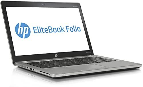 HP Elitebook 9470M - Intel Core i5-3427U | 8GB RAM | 128GB SSD | 14.1 inch Display | Windows 10 Multi-Language | USB 3.0 | DisplayPort | WiFi | Deutsch Tastatur (QWERTZ) (Generalüberholt)