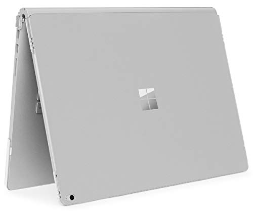mCover Hard Shell Case for 15-inch Microsoft Surface Book 2/3 Computer (Transparent)