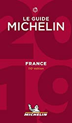 Michelin Red Guide to Hotels and Restaurants France 2019