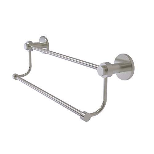 Allied Brass 9072/30-SN 30-Inch Double Towel Bar, Satin Nickel