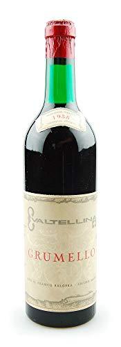 Wein 1958 Grumello Valtellina Franco Balgera