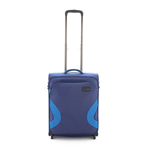 Roncato Trolley Trolley para portátil, 39 liters, Azul (Blu)
