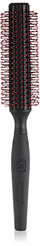 Cricket Static Free Round Brush RPM 12 Row Barrel Hair Brush for Blow Drying