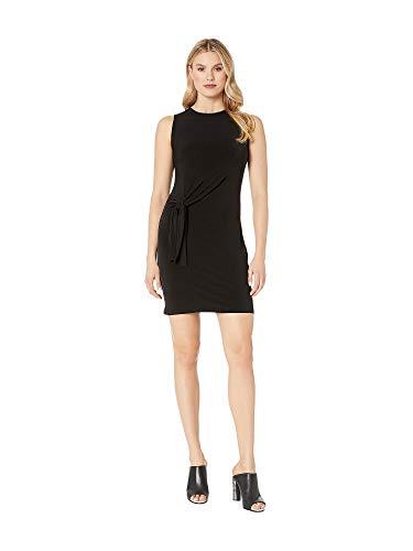 Michael Michael Kors Womens Side Tie Crew Neck Cocktail Dress