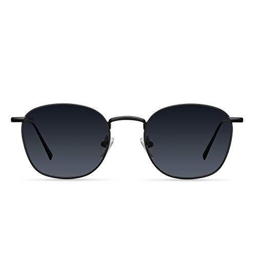 MELLER - Djerba All Black - Gafas de sol para hombre y mujer