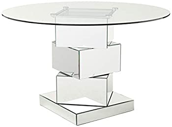 Best glass dining room table Reviews