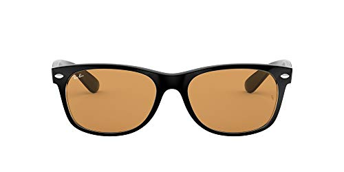 Fashion Shopping Ray-Ban Men's Rb2132 New Wayfarer Sunglasses