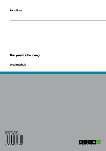 Der pazifische Krieg (German Edition)