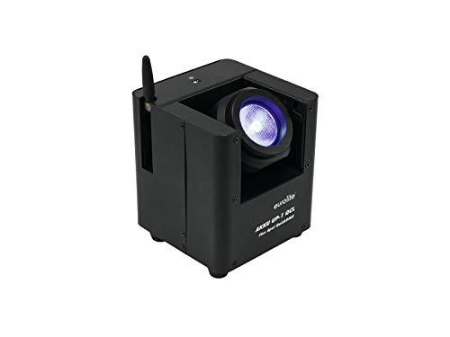 Eurolite AKKU UP-1 QCL Flex Spot QuickDMX | LED-Uplight mit 15-W-4in1-LED, neigbarem Kopf und QuickDMX-Transceiver