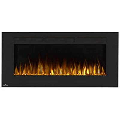 """Napoleon NEFL50FH Allure Linear Wall Mount Electric Fireplace, 50"""""""