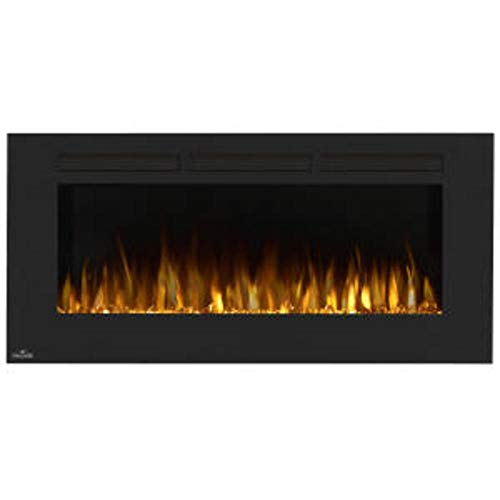 Napoleon NEFL50FH Allure Linear Wall Mount Electric Fireplace, 50""