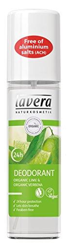 Lavera Fresh Desodorante, Orgánica Verbena y lima