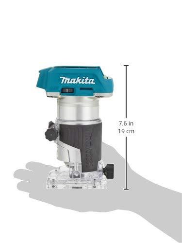 マキタ(Makita)充電式トリマ18V(本体のみ)RT50DZ