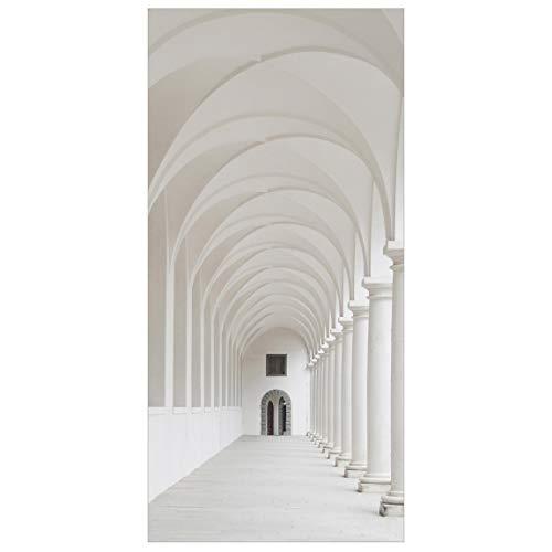 Bilderwelten Raumteiler Arkaden 250x120cm inkl. transparenter Halterung