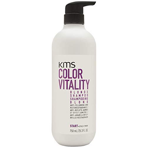 KMS California Colorvitality Blonde Shampoo, 1er Pack (1 x 750 ml)