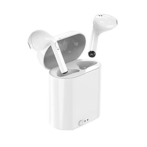 Auricular Bluetooth inalámbrico auriculares Bluetooth, estéreo 3D auriculares Bluetooth, subwoofer, efecto auriculares Bluetooth multifunción para smartphone que soporta Bluetooth